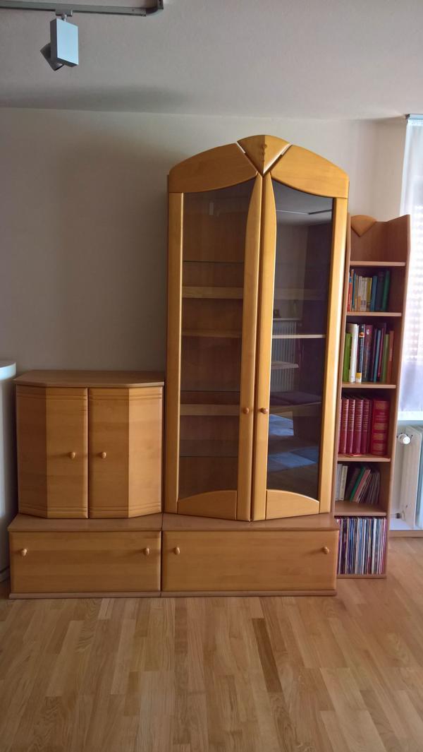 erle vitrine neu und gebraucht kaufen bei. Black Bedroom Furniture Sets. Home Design Ideas