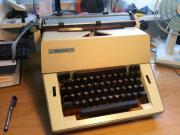 Schreibmaschine Robotron Optima