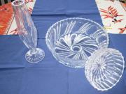 Schüssel und Vase