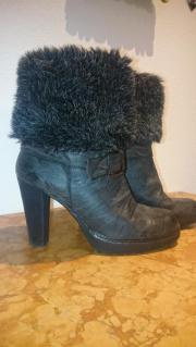 Schuhe mit Fell Größe 38