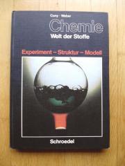 Schulbuch Chemie - Stoffe Experiment Struktur