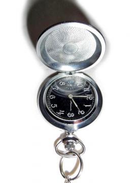 Schwarze Taschenuhr von Molnija: Kleinanzeigen aus Nürnberg Wetzendorf - Rubrik Uhren