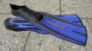 Schwimmflossen Aqua Lung blau Gr