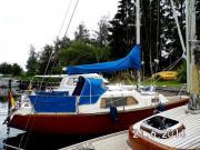 Segelboot Princess 30