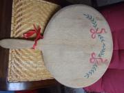 Servierplatte Holzplatte mit