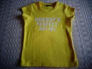 Shirt T-Shirt Gr 34 bzw