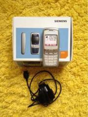 Siemens A75 Handy silber neu