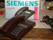 Siemens Telefon Euroset 802 Festnetztelefon