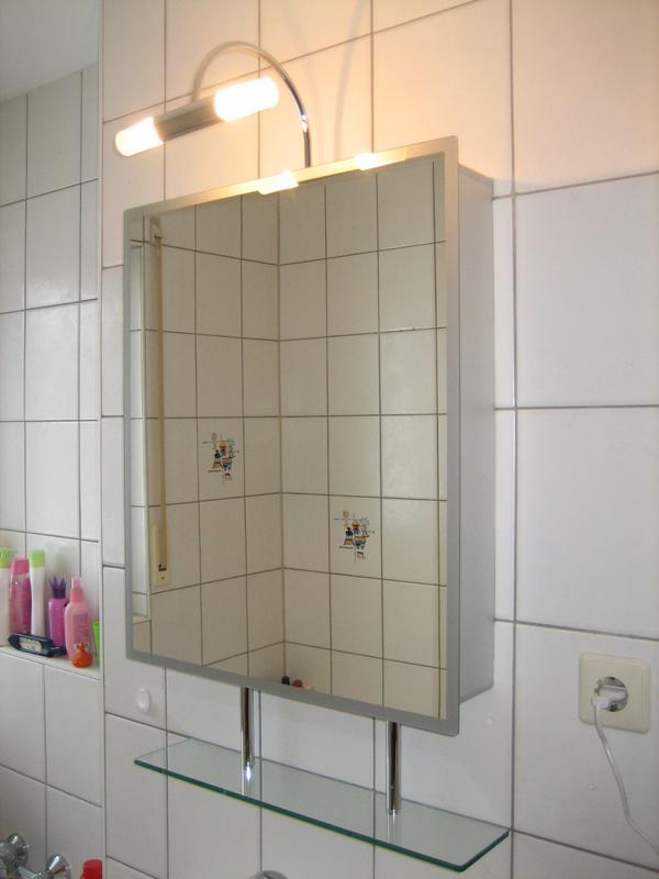 spiegelschrank steckdose neu und gebraucht kaufen bei. Black Bedroom Furniture Sets. Home Design Ideas
