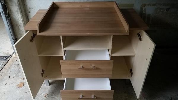 silvio wickelkommode wickelansatz paidi in stuttgart wickeltische kaufen und verkaufen. Black Bedroom Furniture Sets. Home Design Ideas