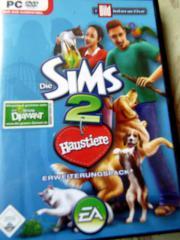 Sims2 Haustiere Erweiterungspack