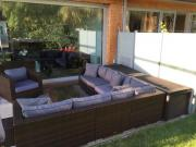 Sitzlounge Terrasse 3x3