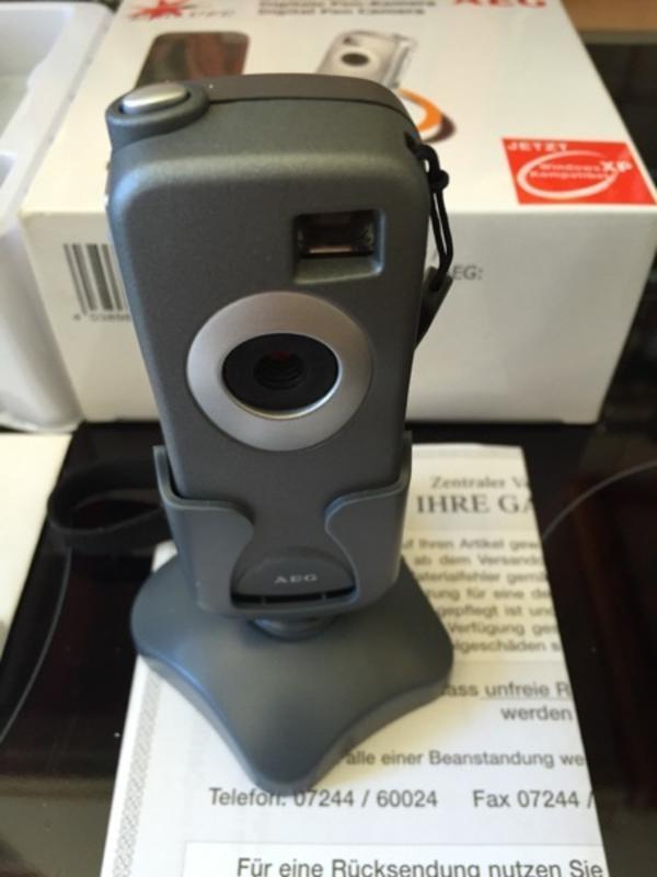 Snap 300 AEG Snapcam Digitalkamera - Starnberg - Snap 300 AEG Snapcam Digitalkamera, neu in O Verpackung alles dabei - Starnberg