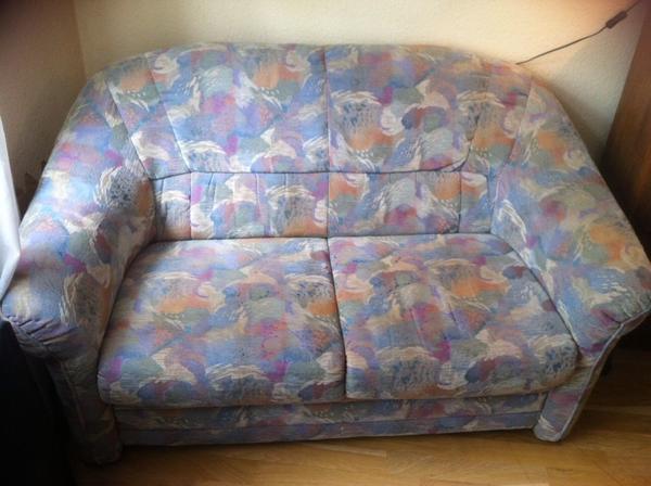 sofa zu verschenken/sofa for free in münchen - polster, sessel, Hause deko