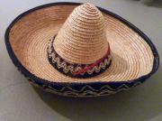 Sombrero Strohhut, Chinesenhut,