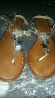 sommer sandalette