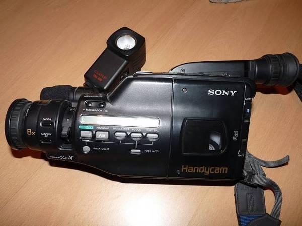 Sony Handycam In Bobenheim
