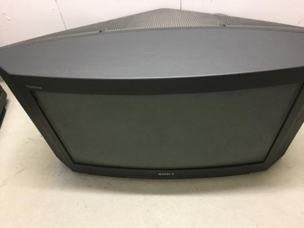 Sony Trinitron 63cm 100Hz