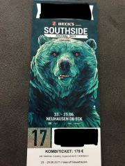 Southside Ticket 2017
