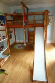 Kinderbett piratenschiff  Spielbett / Hochbett / Kinderbett / Piratenschiff in Olching ...