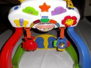 Spielbogen, Babytrettspielzeug mit