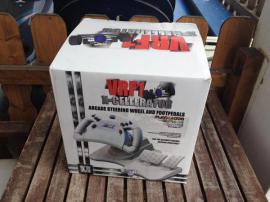 Spielkonsole VRF1 X-Cellerator Lenkrad mit: Kleinanzeigen aus Zirndorf - Rubrik PlayStation 1