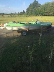 Sportboot Baujahr 1968