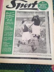Sportnachrichten von 1947