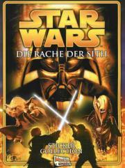Star Wars Sammelalbum - Die Rache