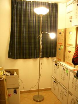 Zu verkaufen for Leselampe stehlampe