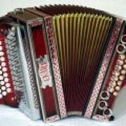 Steirische Harmonika G-