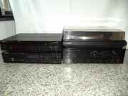 Stereoanlage Pioneer 4-