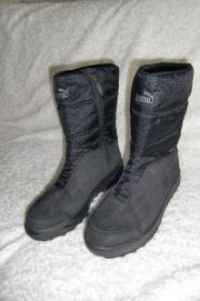 Stiefel von Puma Schwarz Gr