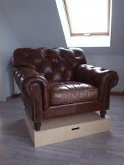 Chesterfield sofa gebraucht  Chesterfield Sessel - Haushalt & Möbel - gebraucht und neu kaufen ...