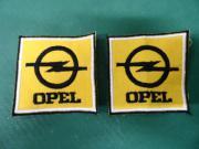 Stoff Sticker - Aufnäher -