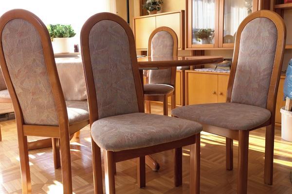 esszimmer kirschbaum neu und gebraucht kaufen bei. Black Bedroom Furniture Sets. Home Design Ideas