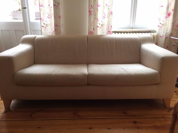 stylisches sofa - gebraucht - sehr gut erhalten in berlin, Hause deko
