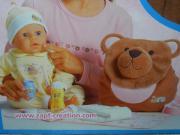 Süßer Chou Chou Wickelrucksack - Bärenrucksack