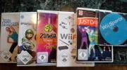 Super Preis Wii konsole mit