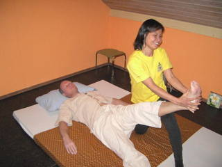 Thai massage mainz