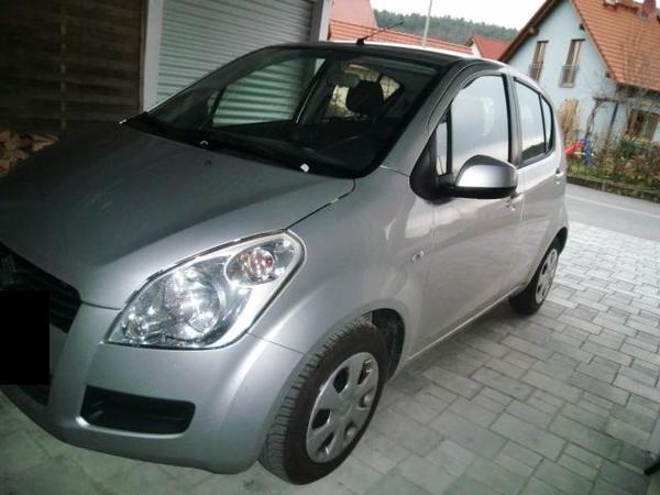 Suzuki Splash (Mini- » Suzuki