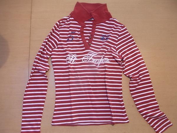 Sweatshirt Street One - Ubstadt-weiher - Sweatshirt rot-weis gestreift Größe 36 zu verkaufen.Marke Street OneSweatshirt wenig getragen und gut erhalten.Schauen sie die anderen Inserate an.Versand trägt auf Käufer. - Ubstadt-weiher