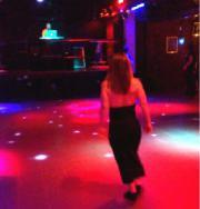 Tänzerin aus Leidenschaft