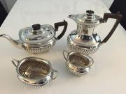 Teeservice Silber Sterling