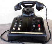 Telefon Vermittlungsapparat Bakelit