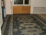 Teppich beige blau ca 250