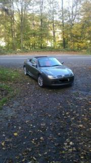 TF160 MG Rover