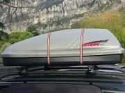 THULE Dachbox Jet Bag zu