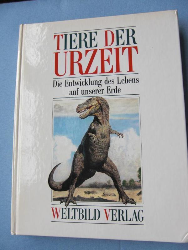 Tiere der Urzeit Weltbild Verlag