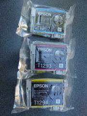 Tintenpatronen Epson Apfel